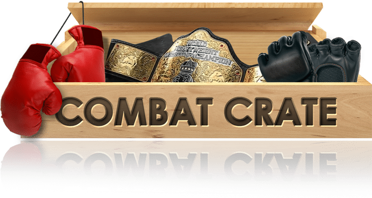 Combat Crate - Wrestling MMA Boxing Collectibles